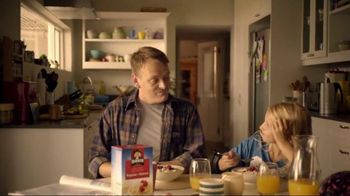 Quaker Oatmeal TV Spot, 'Half-Pipe'