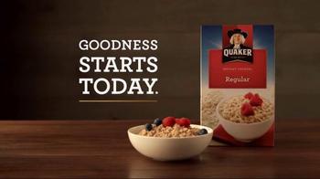 Quaker Oatmeal TV Spot, 'Half-Pipe' - Thumbnail 10