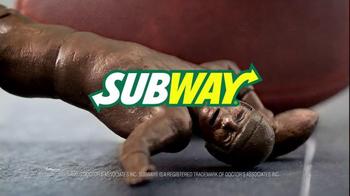 Subway TV Spot, 'Trophy Talk: Spiral' Featuring Marcus Mariota - Thumbnail 8
