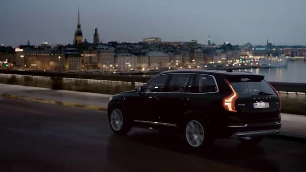 Volvo Xc90 Commercial >> 2016 Volvo Xc90 Tv Commercial Our Idea Of Luxury Song By Avicii