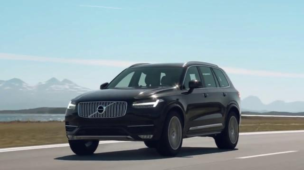 2016 Volvo XC90 TV Commercial, 'Our Idea of Luxury' Song ...