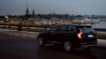 2016 Volvo XC90 TV Spot, 'Our Idea of Luxury' Song by Avicii