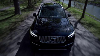 2016 Volvo XC90 TV Spot, 'Our Idea of Luxury' Song by Avicii - Thumbnail 1
