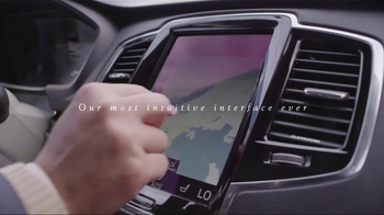 2016 Volvo XC90 TV Spot, 'Our Idea of Luxury' Song by Avicii - Thumbnail 2