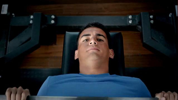 Subway TV Spot, 'Trophy Talk: Pumping Iron' Featuring Marcus Mariota - 7 commercial airings