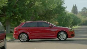 2016 Audi A3 e-tron TV Spot, 'New Arrival' - Thumbnail 3