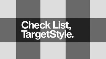 Target TV Spot, 'Check List, TargetStyle' Song by Icona Pop - Thumbnail 6