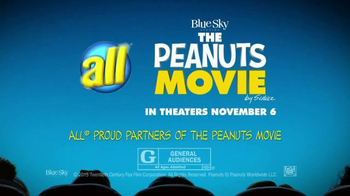 All Laundry Detergent TV Spot, 'The Peanuts Movie: Great Houndini' - Thumbnail 10