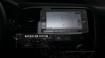 2016 Mitsubishi Outlander TV Spot, 'Directions' - Thumbnail 4