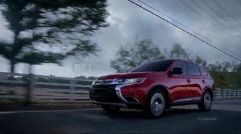 2016 Mitsubishi Outlander TV Spot, 'Directions' - Thumbnail 9