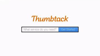 Thumbtack TV Spot, 'To-Do' - Thumbnail 5