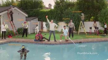 Thumbtack TV Spot, 'To-Do' - Thumbnail 8