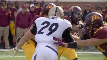 University of Minnesota Gopher Football TV Spot, 'Homecoming' - Thumbnail 1