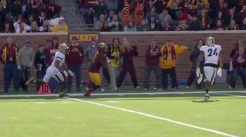 University of Minnesota Gopher Football TV Spot, 'Homecoming' - Thumbnail 3