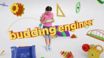 Leap Frog epic TV Spot, 'Budding Engineer'