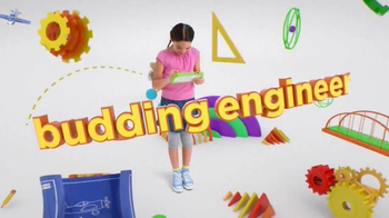 Leap Frog epic TV Spot, 'Budding Engineer'