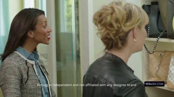 Rebagg TV Spot, 'Sell Back Your Designer Handbags' - Thumbnail 2