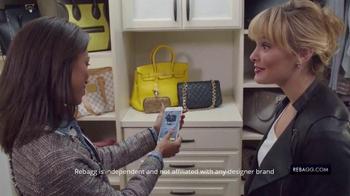 Rebagg TV Spot, 'Sell Back Your Designer Handbags' - Thumbnail 3