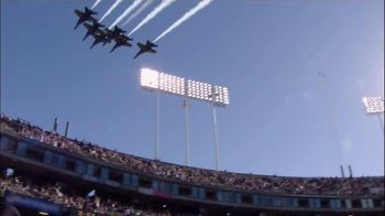 USAA TV Spot, 'Salute to Service: Flyover' - 1 commercial airings