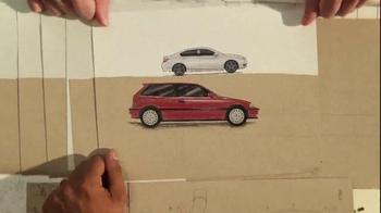 Honda TV Spot, 'Paper'