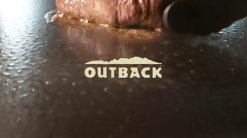 Outback Steakhouse Steak & Unlimited Shrimp TV Spot, 'It's Back' - Thumbnail 1