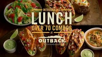 Outback Steakhouse Steak & Unlimited Shrimp TV Spot, 'It's Back' - Thumbnail 6
