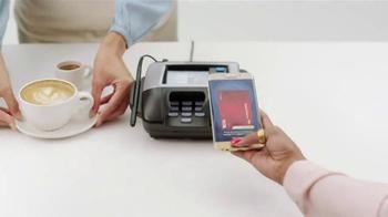 Samsung Pay TV Spot, 'It's Not a Phone, It's a Galaxy: Samsung Pay' - Thumbnail 3