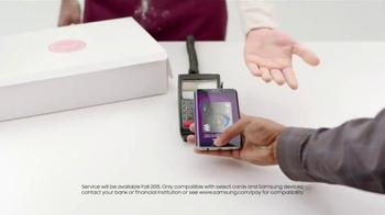 Samsung Pay TV Spot, 'It's Not a Phone, It's a Galaxy: Samsung Pay' - Thumbnail 5