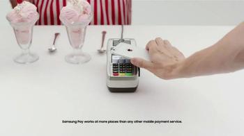 Samsung Pay TV Spot, 'It's Not a Phone, It's a Galaxy: Samsung Pay' - Thumbnail 6