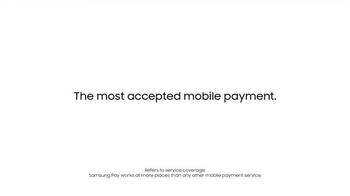Samsung Pay TV Spot, 'It's Not a Phone, It's a Galaxy: Samsung Pay' - Thumbnail 9