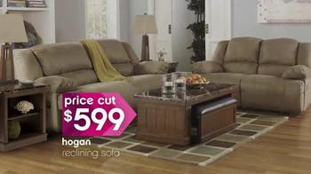 Ashley Furniture Homestore 3 Day Sale TV Spot, 'Major Markdowns'