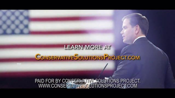 Conservative Solutions Project TV Spot, 'Greatness' - Thumbnail 8