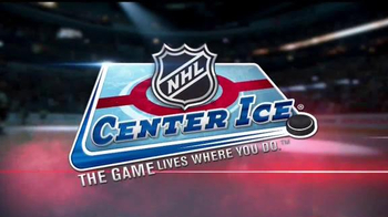 NHL Center Ice TV Spot, 'A Season Ticket From the Comfort of Your Home' - 78 commercial airings