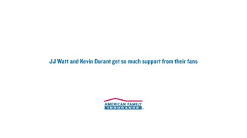 American Family Insurance TV Spot, 'A Runner's Dream' Featuring J.J. Watt - Thumbnail 1