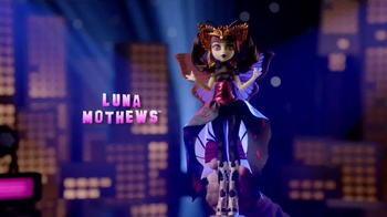 Monster High Boo York TV Spot, 'Mouse and Flutter' - Thumbnail 5