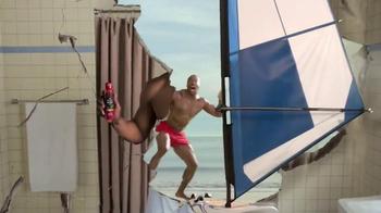 Old Spice TV Spot, 'Windsurfing' Featuring Isaiah Mustafa, Terry Crews - Thumbnail 2