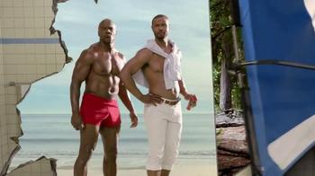 Old Spice TV Spot, 'Windsurfing' Featuring Isaiah Mustafa, Terry Crews - Thumbnail 4