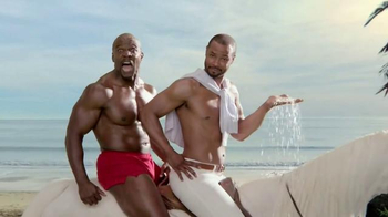 Old Spice TV Spot, 'Windsurfing' Featuring Isaiah Mustafa, Terry Crews - 1058 commercial airings