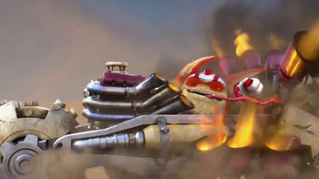 Skylanders SuperChargers TV Spot, 'SuperCharged' Featuring Travis Pastrana - Thumbnail 5