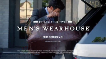 Men's Wearhouse TV Spot, 'Freshen Up for Fall' - Thumbnail 6