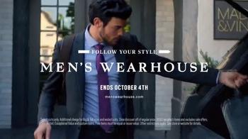 Men's Wearhouse TV Spot, 'Freshen Up for Fall' - Thumbnail 5