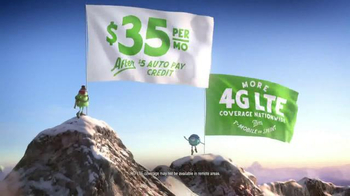 Cricket Wireless TV Spot, 'Summit' - Thumbnail 5