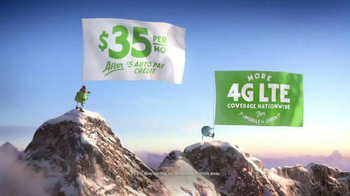 Cricket Wireless TV Spot, 'Summit' - Thumbnail 6