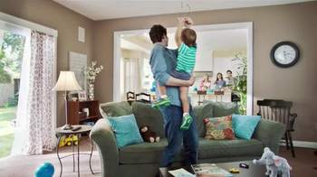 Walmart Optical TV Spot, 'Stay Protected From Little Grabbers' - Thumbnail 4