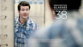 Walmart Optical TV Spot, 'Stay Protected From Little Grabbers' - Thumbnail 8