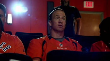 Papa John's Monster Toppings Pizza TV Spot, 'Film Room' Ft. Peyton Manning - Thumbnail 1