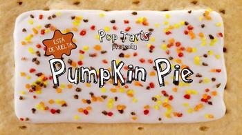 Pop-Tarts Pumpkin Pie TV Spot, 'C.O.M.E.' [Spanish] - Thumbnail 1