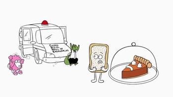 Pop-Tarts Pumpkin Pie TV Spot, 'C.O.M.E.' [Spanish] - Thumbnail 4