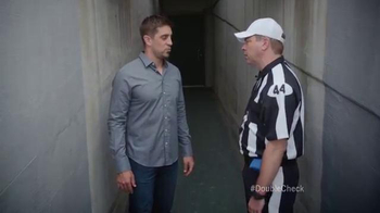 State Farm Discount Double Check TV Spot, 'Still On' Feat. Aaron Rodgers - Thumbnail 3