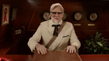 KFC $20 Family Fill Up TV Spot, 'Limousine' Featuring Norm Macdonald - Thumbnail 1